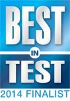 Best-in-Test 2014 finalists: Manufacturing Test
