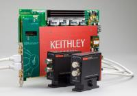 Keithley's Ultra-Fast Current-Voltage System Combines Three Essential Characterization Capabilities in One Chassis